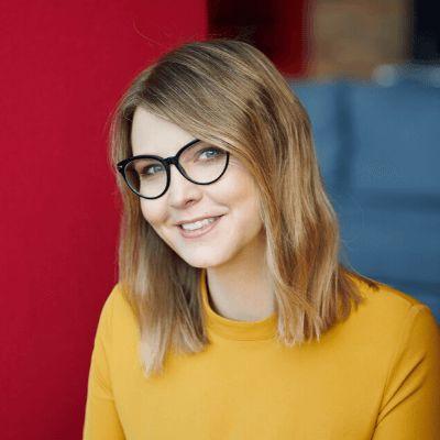 business coach Jolanta Piątkowska